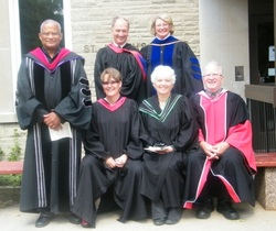 Tyndale B.Ed. Faculty 2010