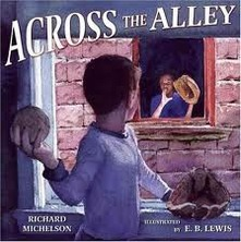 Across the Alley book cover